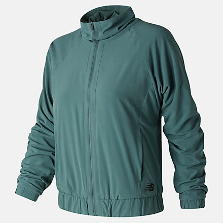 New Balance Grove Jacket, WJ71112TYP image number null
