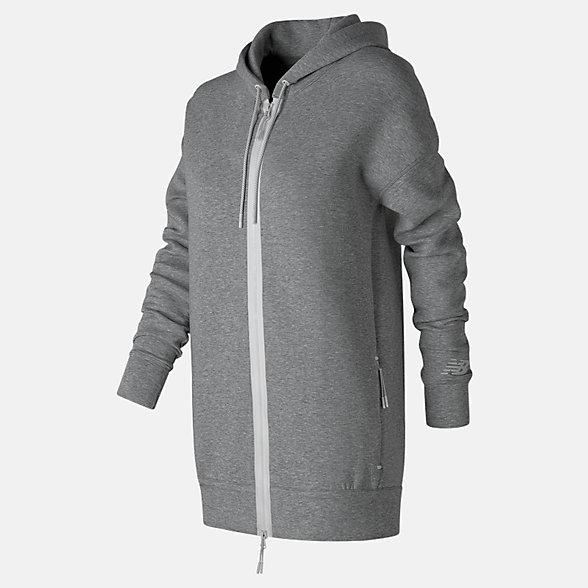 New Balance Sport Style Fleece Hoodie, WJ71561AG
