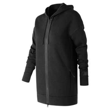 New Balance Sport Style Fleece Hoodie, Black