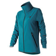 NB Precision Run 3 In 1 Jacket, Moroccan Blue