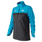 NB NYC Marathon Windcheater Jacket, Polaris