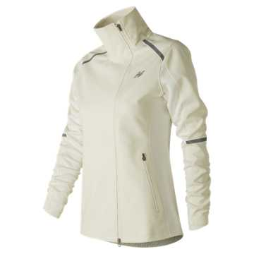 New Balance Windblocker Jacket, Sea Salt