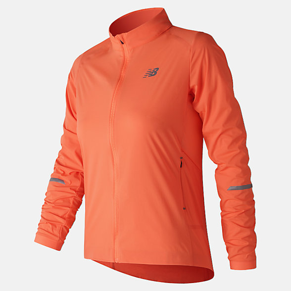New Balance Veste Speed Run, WJ73253VVT