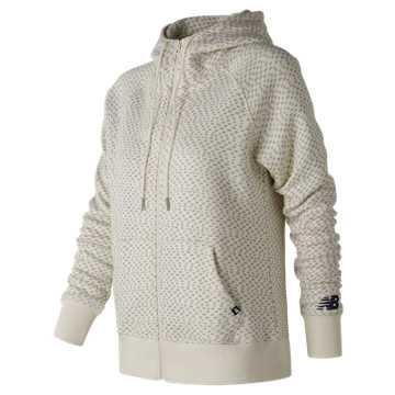 New Balance 针织外套 女款  舒适面料 运动休闲, SGU