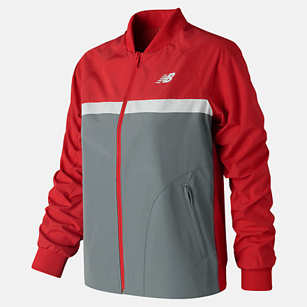 New Balance NB Athletics 78 Jacket, WJ73545CE image number null