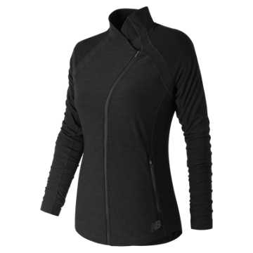 New Balance Anticipate Jacket, Black