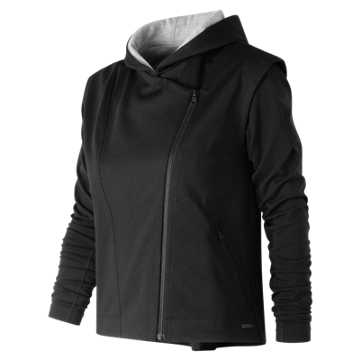 New Balance Evolve Jacket, Black