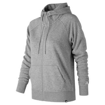 New Balance Essentials Hoodie, Athletic Grey