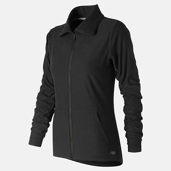 New Balance Core Spacedye Jacket, WJ81883BK