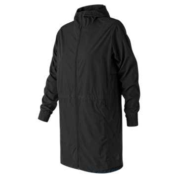New Balance Packable Transform Trench, Black