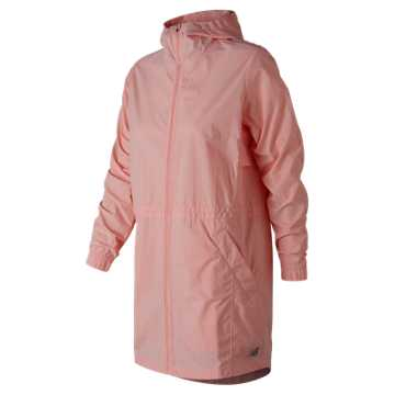 New Balance Packable Transform Trench, Himalayan Pink
