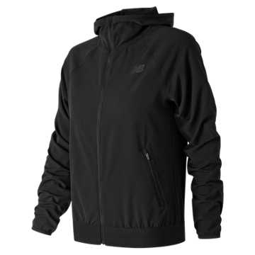New Balance Accelerate Track Jacket, Black
