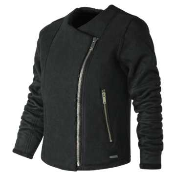 New Balance Revitalize Jacket, Black