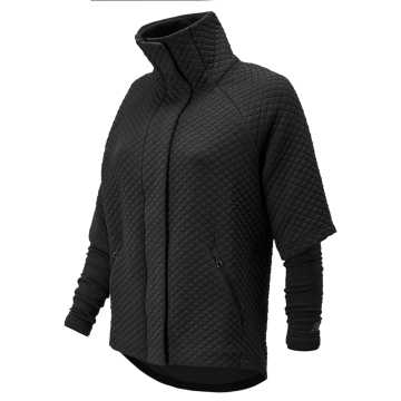 New Balance NB Heat Loft Intensity Jacket, Black