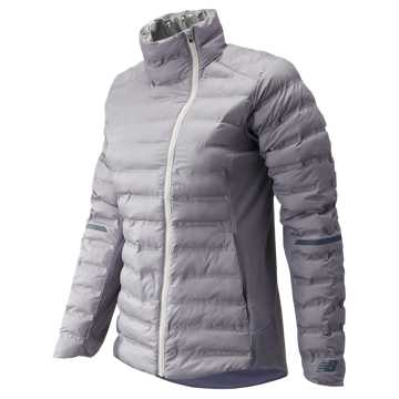 New Balance NB Radiant Heat Bonded Jacket, Arctic Sky
