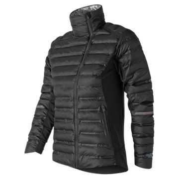 New Balance NB Radiant Heat Bonded Jacket, Black