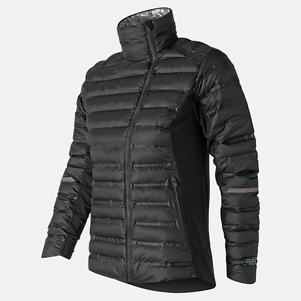 New Balance NB Radiant Heat Bonded Jacket, WJ83215BK