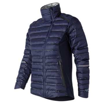 New Balance NB Radiant Heat Bonded Jacket, Pigment