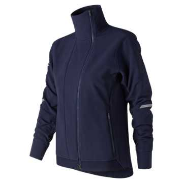 New Balance Run for Life Winterwatch Jacket, Pigment