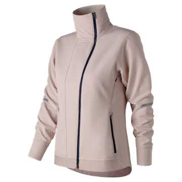 New Balance NYC Marathon Winterwatch Finisher Jacket, Conch Shell
