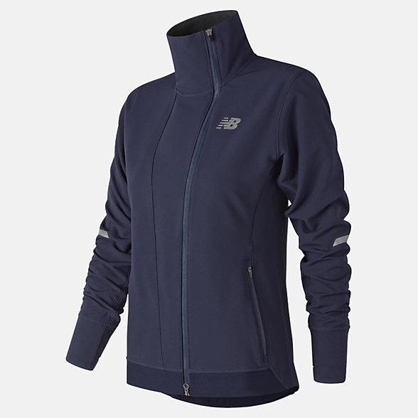 New Balance Winterwatch Jacket, WJ83245PGM