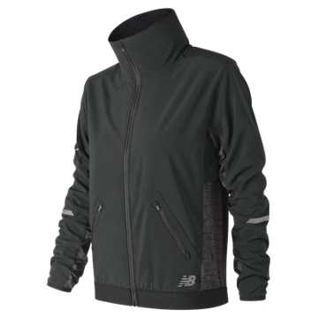 New Balance NYC Marathon NB Heat Grid Jacket, Black