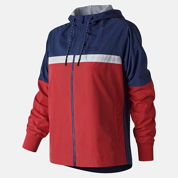 New Balance NB Athletics 78 Jacket, WJ83535MCT
