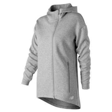 New Balance NYC Marathon 247 Sport Hoodie, Athletic Grey