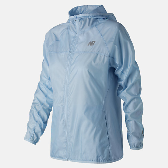 New Balance Windcheater Jacket 2.0, WJ91159AIR