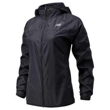 New Balance Windcheater Jacket 2.0, Black