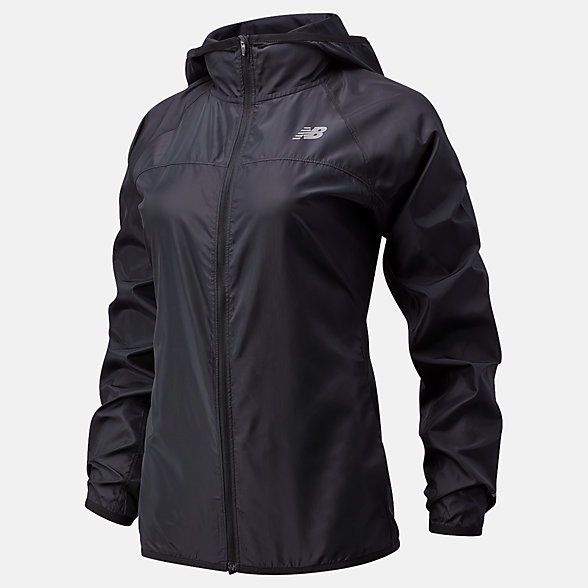 NB Windcheater Jacket 2.0, WJ91159BK