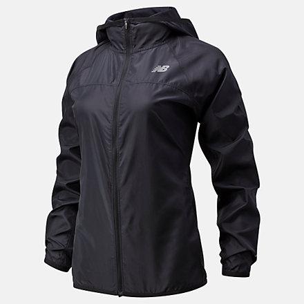 New Balance Windcheater Jacket 2.0, WJ91159BK image number null