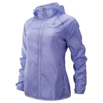New Balance Windcheater Jacket 2.0, Clear Amethyst