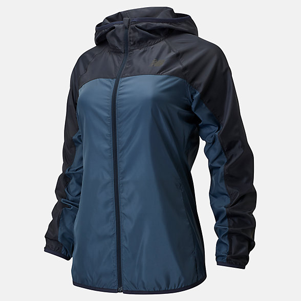 New Balance Windcheater Jacket 2.0, WJ91159SNB