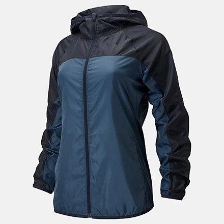 New Balance Windcheater Jacket 2.0, WJ91159SNB image number null