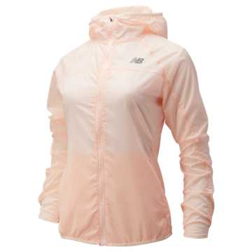 New Balance Windcheater Jacket 2.0, Sunrise Glo