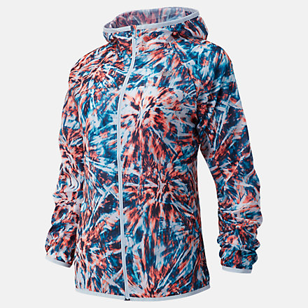 NB Printed Windcheater Jacket 2.0, WJ91160WM image number null