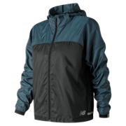 New Balance Light Packjacket, North Sea