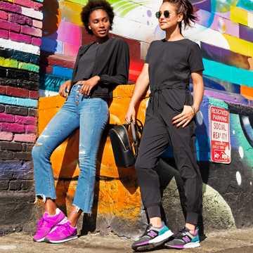 New Balance Sport Style Track Jacket, Black