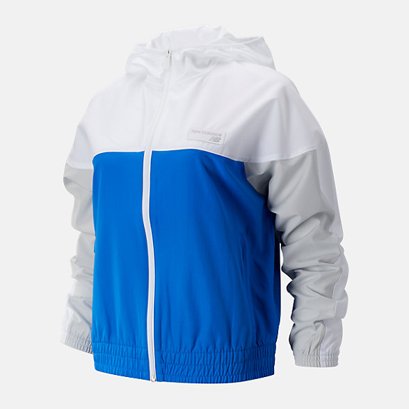 NB NB Athletics Windbreaker, WJ91550VCT
