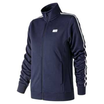 New Balance NB Athletics Track Jacket, Pigment
