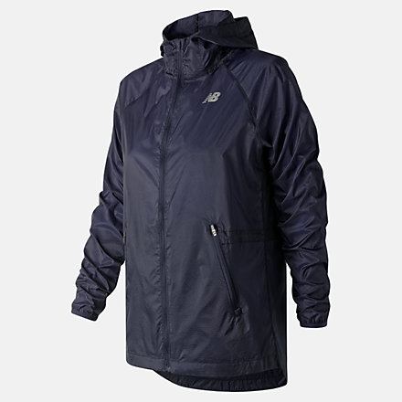 New Balance Power Hybrid Jacket, WJ91805PGM image number null