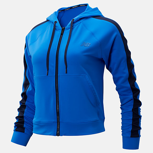 New Balance Transform Jacket, WJ93103VCT