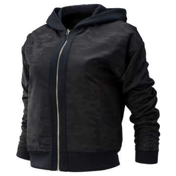 New Balance Determination Reversible Jacket, Black
