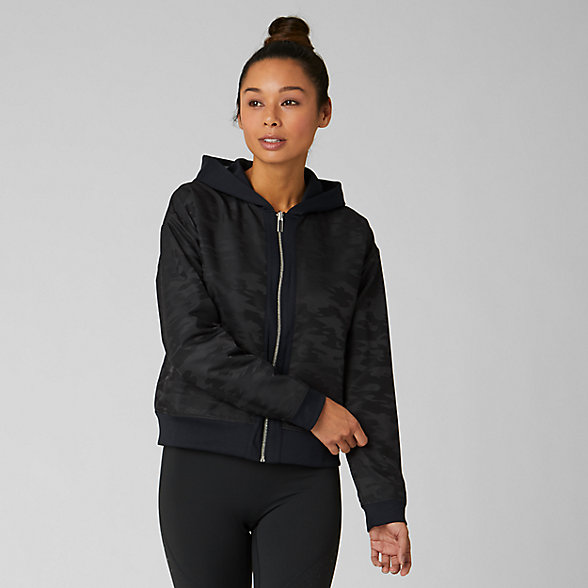 NB Determination Reversible Jacke, WJ93110BK