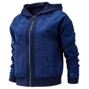 New Balance Determination Reversible Jacket, Techtonic Blue