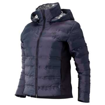 New Balance NB Radiant Heat Jacket, Iodine Violet