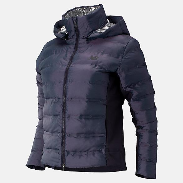 New Balance NB Radiant Heat Jacket, WJ93215IVI