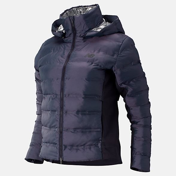 New Balance NB Radiant Heat Jacket, WJ93215IVI