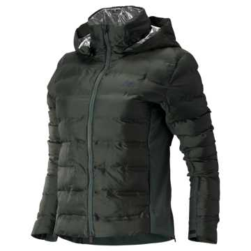 New Balance NB Radiant Heat Jacket, Slate Green
